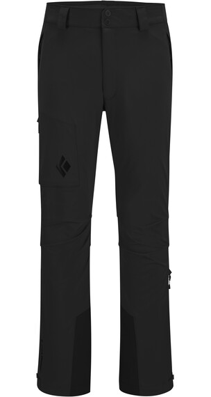 Black Diamond M's Dawn Patrol Lt Touring Pants Smoke